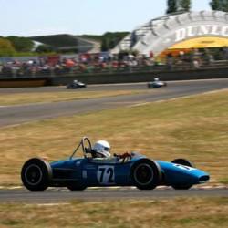 Brabham BT2 - John Dowson