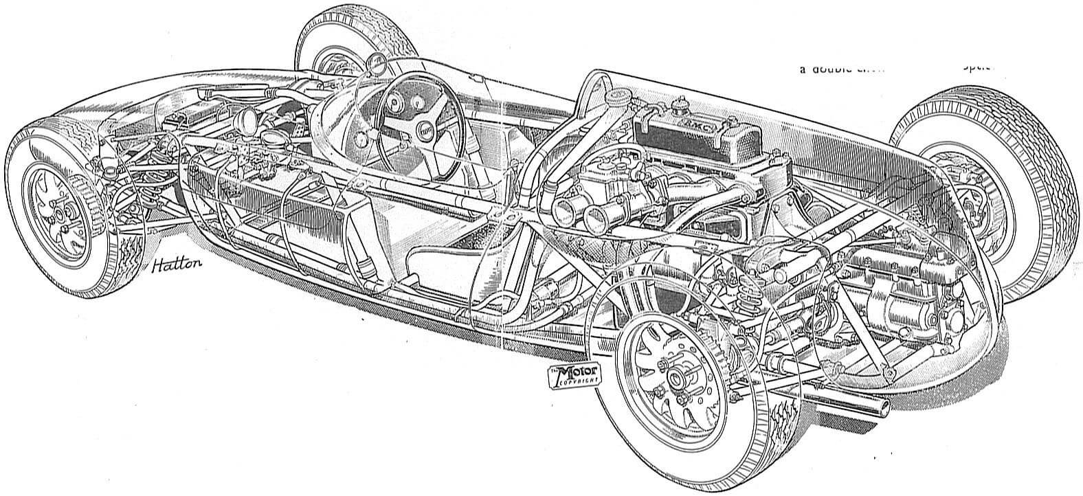 1961 Mk2 T56 Original Specification