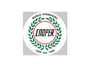 Cooper Stickers