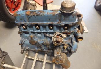Ford Cosworth 1000cc engine