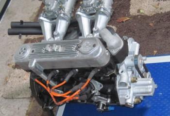 Ted Martin FJ engine