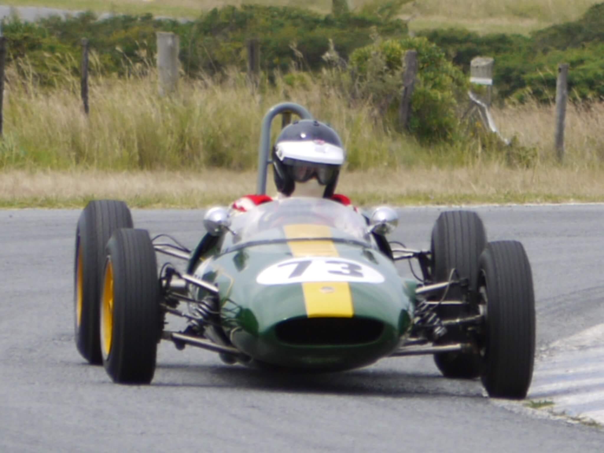 Lotus 20 22 Fj Racing Car Formula Junior Marques Fjhra