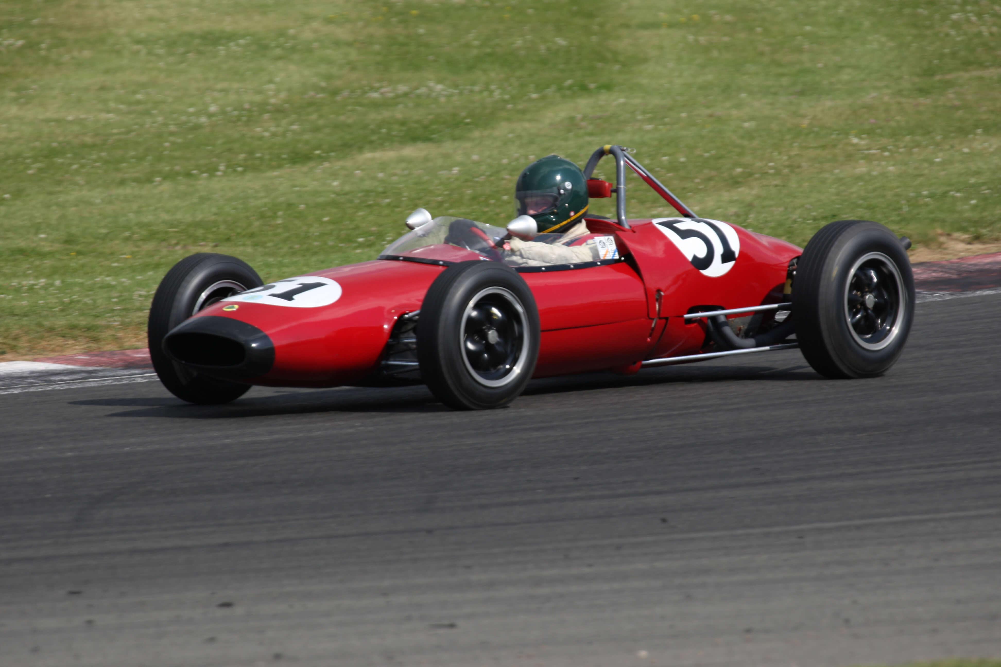 LOTUS 22 FJ racing car | Formula Junior marques - FJHRA