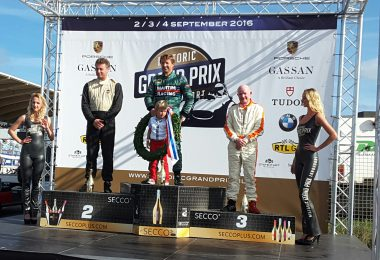 FIA Lurani Trophy Round 5