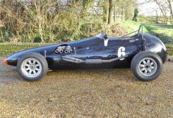 Terrier Formula Junior 1960 Mk4