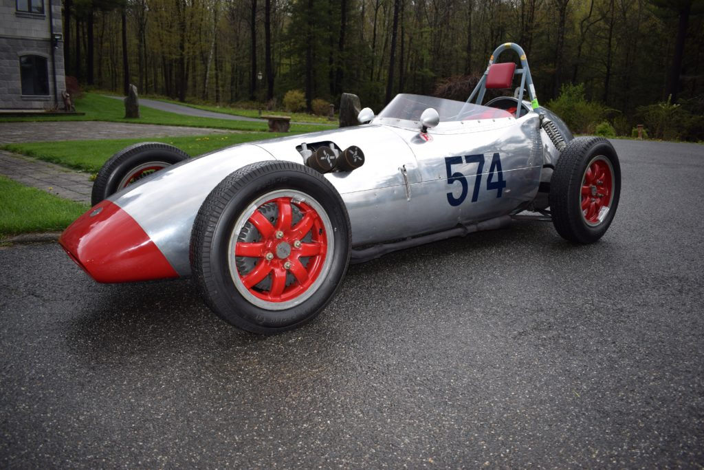 Vintage Race Cars For Sale | Formula Junior Historics North America ...