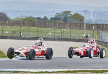Lola Mk 2 and Elva 100