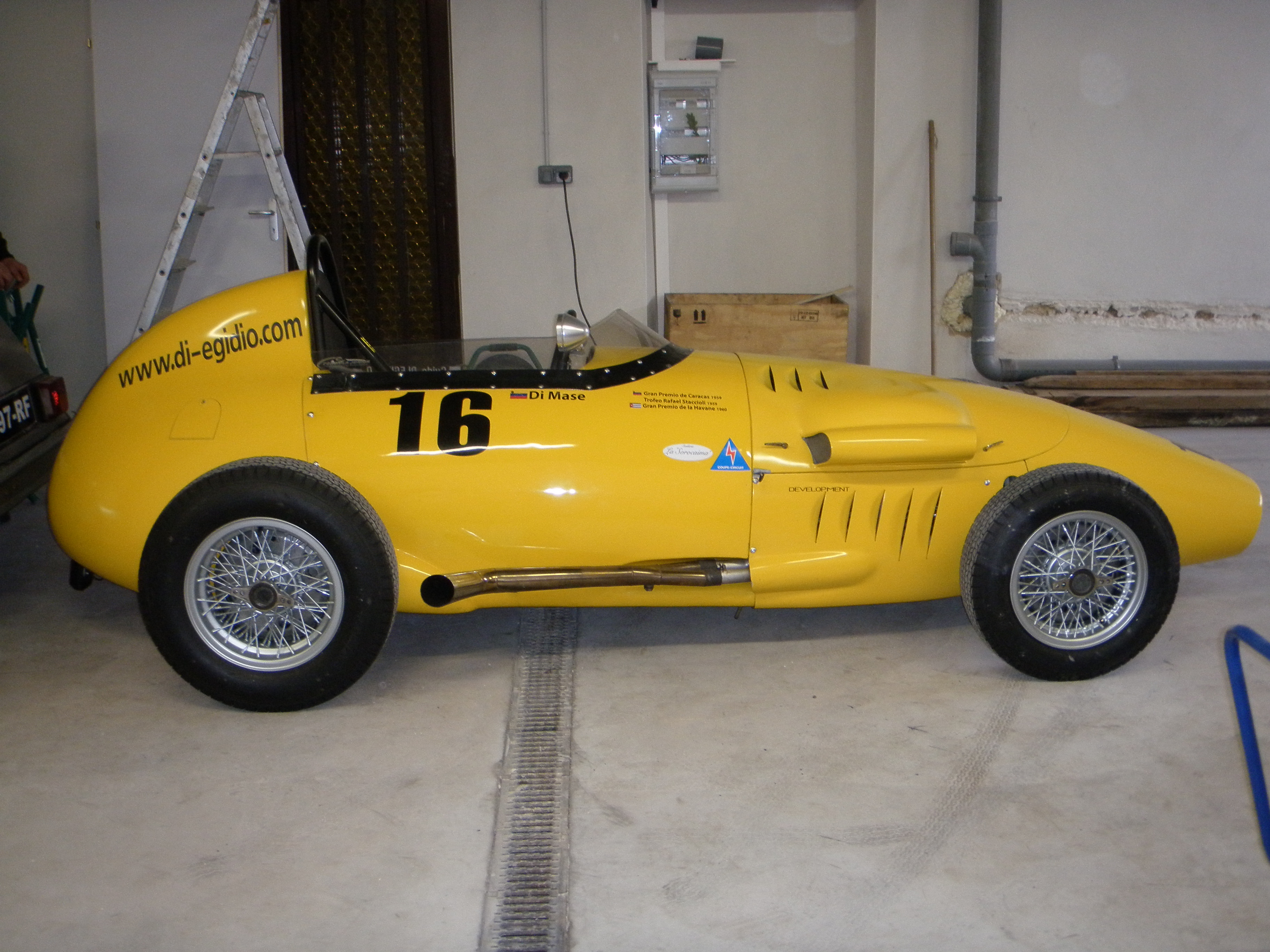Formula Junior sports cars for sale   Parts for sale - FJHRA