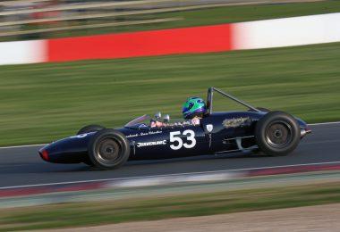 FJ, Lotus, Donington Park